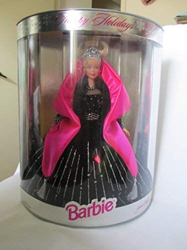 Barbie Happy Holidays Special Edition Barbie Doll (1998) by Barbie