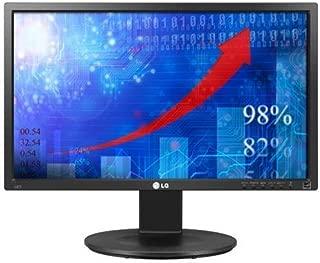 LG Electronics 24MB35DM-B 24 inch Widescreen 5,000,000:1 5ms VGA/DVI LED LCD Monitor, w/ Speakers (Flat Black)