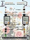Zoom IMG-2 crosofmi irrigatore giardino timer per