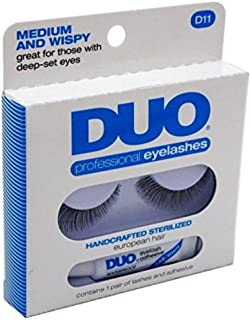 duo professional eyelashes d11