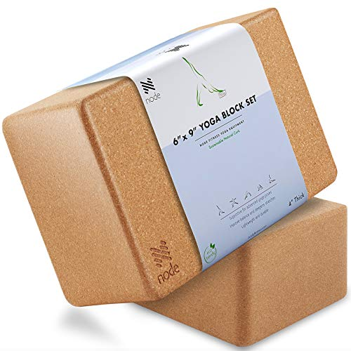 Cork Yoga Block (Set of 2)