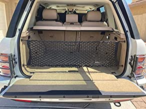 Stretchable Envelope Style Trunk Cargo Net for Land Rover Range Rover 2003-2017