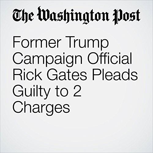 Former Trump Campaign Official Rick Gates Pleads Guilty to 2 Charges copertina