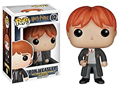Dream Loot Crate Ron Weasley Funko Pop