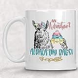 Alpaca My Bags Funny Farm Mug Best Friend Gift for Women