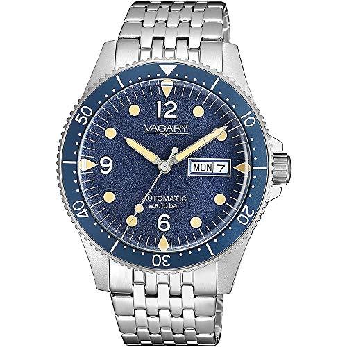 orologio solo tempo uomo Vagary By Citizen Gear Matic trendy cod. IX3-319-71