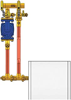 Webstone - 5CC4-210 - 1 SWT Boiler Installation Kit, For Use With: Burnham Alpine Boiler ALP-210, Lochinvar KBN-211