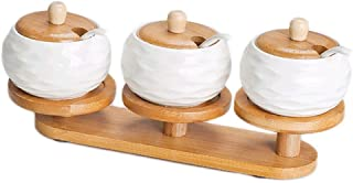 WZHZJ Kit de Bouteille à Condiments en céramique Creative Supplies