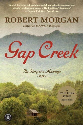 Gap Creek (Oprah's Book Club): A Novel