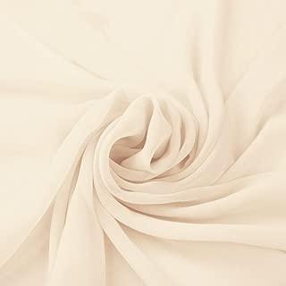 Chiffon Fabric - Lightweight - 60
