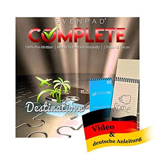ProTriXX SvenPad Complete - Reiseziele (German Edition)
