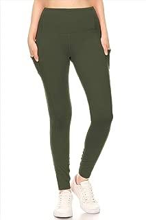 Leggings Depot Buttery Soft Basic Solid 45 COLORS Best Seller Leggings Pants Carry 1000+ Print Designs