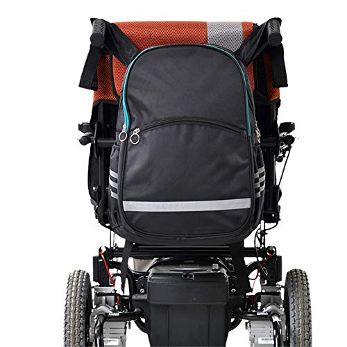 Rolstoel opbergtas voor heren, dames, handicap, ouderen, rolstoeltoebehoren etui en zakken, Walker-tassen voor Drive Walker Travel