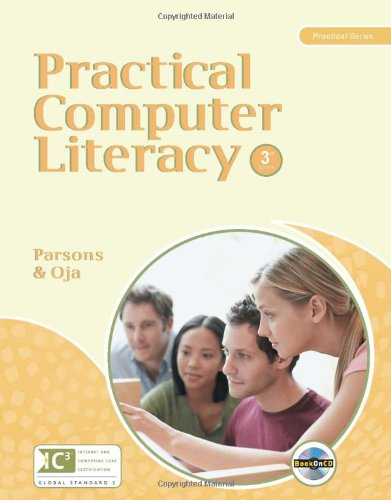 Compare Textbook Prices for Practical Computer Literacy New Perspectives Practical Series 3 Edition ISBN 9780538742153 by Parsons, June Jamrich,Oja, Dan