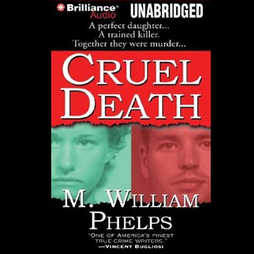 Cruel Death audiobook cover art