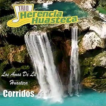 Los Amos de la Huasteca - Corridos