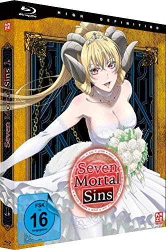 Seven Mortal Sins - Vol. 1 - [Blu-ray] Uncut