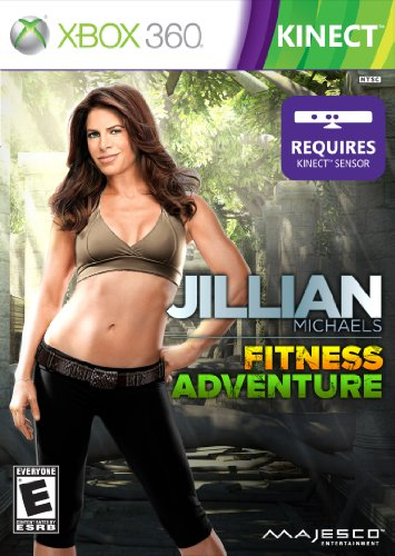Jillian Michaels Fitness Adventure -...