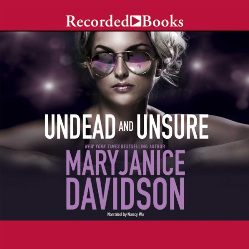 Undead and Unsure audiobook cover art