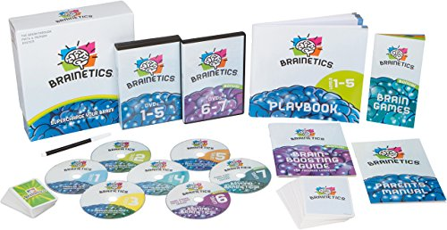 Brainetics Educational Games, Memory Techniques & Math Problem Shortcuts, Award Winning, All Ages