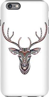 iPhone 6 Plus Tough Case Patterned Trophy Deer Head Hunter