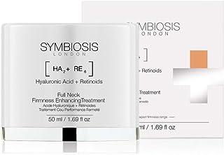 SYMBIOSIS LONDON (Hyaluronic Acid + Retinoids) Full Neck Firmness Enhancing Treatment, 50 ml