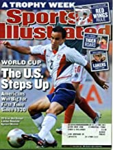 Sports Illustrated June 24, 2002 Landon Donovan/US Soccer Team in World Cup Elite Eight, LA Lakers, Tiger Woods