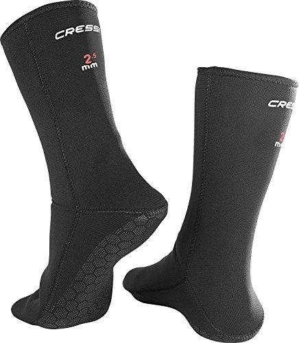 Cressi Anti-Slip Neoprene Socks, Neoprene Snorkeling Diving No-Slip Adult...