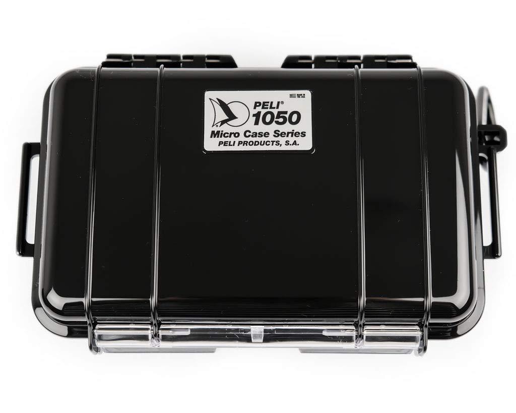 Peli Micro Case - Caja para cámara compacta, negro: Amazon.es: Electrónica