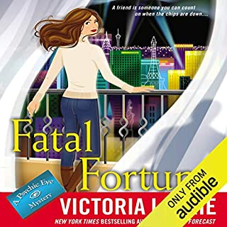 Fatal Fortune audiobook cover art