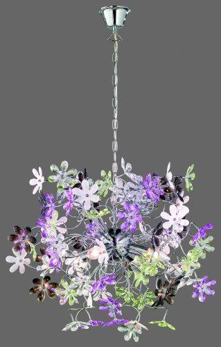 lampadario a sospensione fiori Reality Flower Lampada a Sospensione