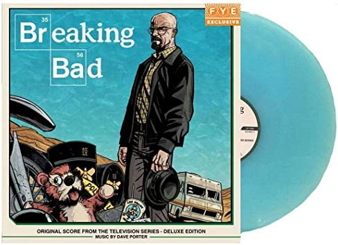 Breaking Bad Music From The Original Tv Series Breaking Bad Music From The Original Tv Series product image