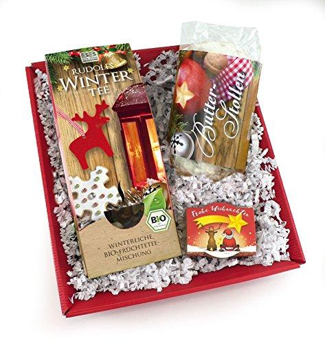 Geschenkkorb Zauberhafte Weihnacht