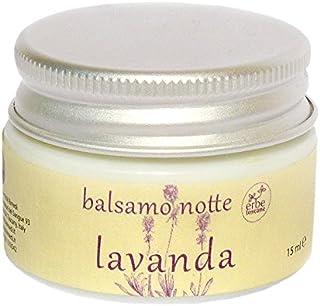 Balsamo Notte Bio LAVANDA - Ottimo per la Pelle Delicata e Sensibile - Puro Concentrato di Natura – Prodotto a mano in Tos...