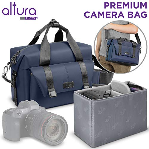 Canon EOS 90D DSLR Camera and 18-135mm Le   ns with Altura Photo Complete Accessory and Travel Bundle