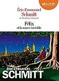 Félix et la source invisible - Livre audio 1 CD MP3