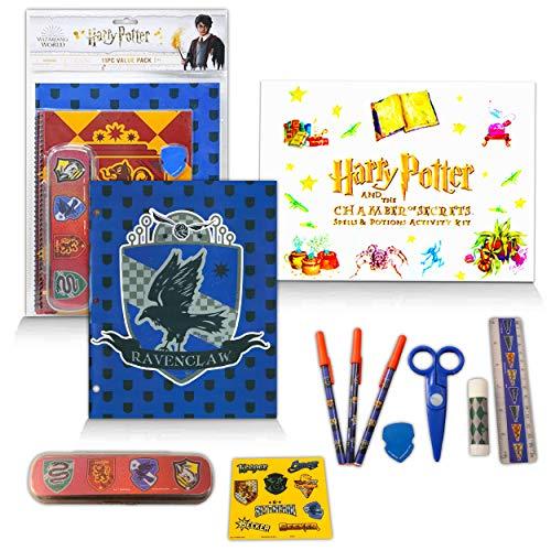 Libro De Harry Potter Desplegable  marca Wizard World
