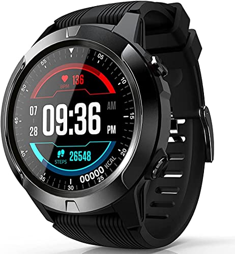 Reloj inteligente 1.3 pulgadas cámara remota GPS deportes reloj inteligente