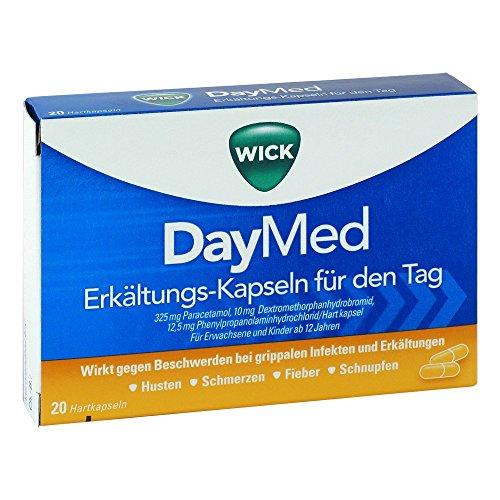 WICK DayMed Erkältungskapseln 20 St
