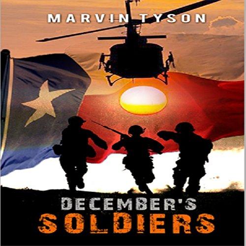 December's Soldiers audiobook cover art
