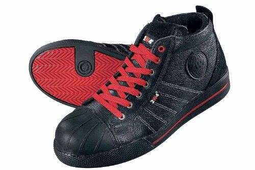 2W4 S3 RedBrick Sicherheitsschuhe/Arbeitsschuhe im sportlichen Design, Modell