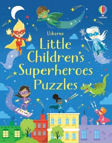 Puzzle Superheroes  marca
