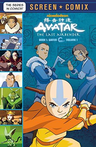 Avatar: The Last Airbender: Volume 1 (Avatar: The Last Airbender) (Screen Comix) download ebooks PDF Books
