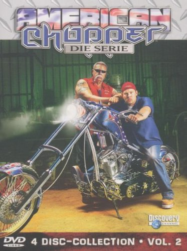 American Chopper - Die Serie: Vol. 2 (4 DVDs)
