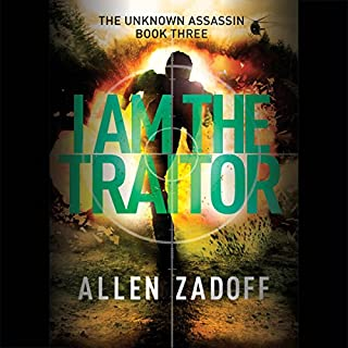 I Am the Traitor audiobook cover art