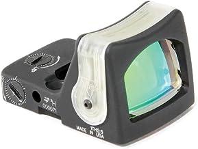 RMR Dual-Illuminated Reflex SIght, Fiber Optics/Tritium 9.0 MOA Amber Dot