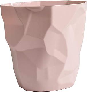 Baoblaze Poubelle Déchets de Papier de Recyclage des Déchets Poubelle sans Couvercle Salle À Ordures Poubelle Poubelle Pou...