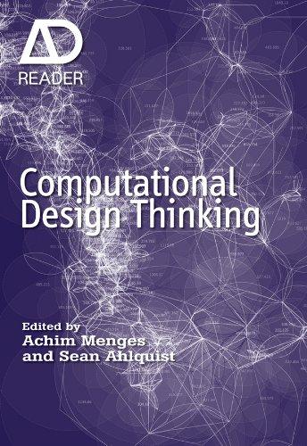 Computational Design Thinking: Computation Design Thinking