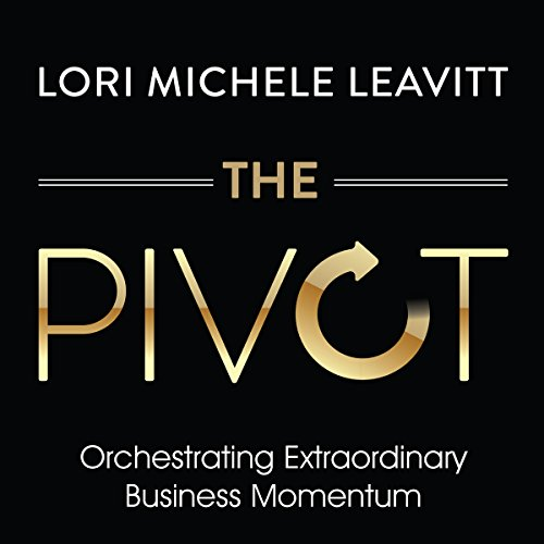 The Pivot audiobook cover art