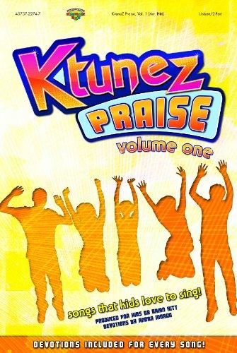 K-tuneZ Praise. Vol. 1 split track CD